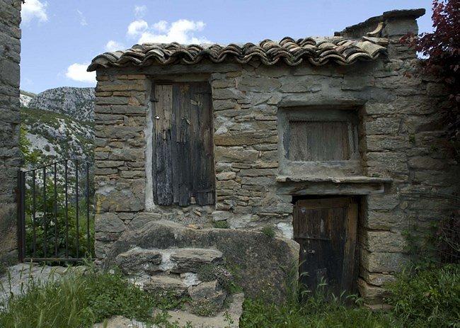 habitat de la sierra de guara