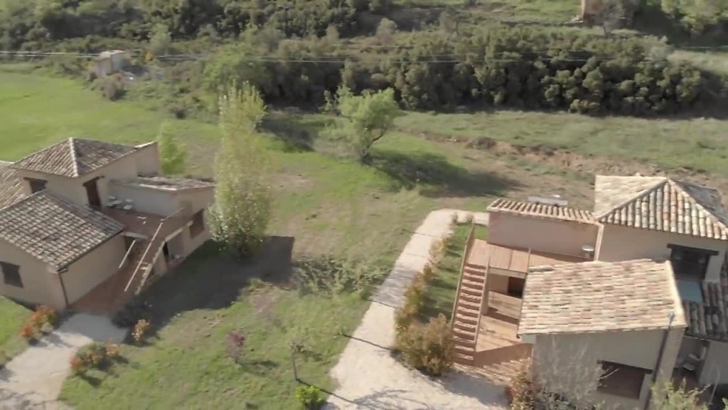 L'auberge et Puente L'Albarda