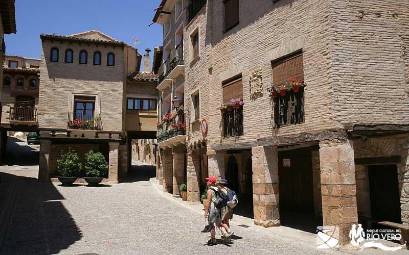 village culturel d'Alquezar