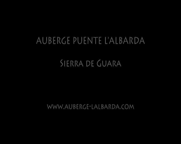 Auberge L'Albarda et Sierra de Guara
